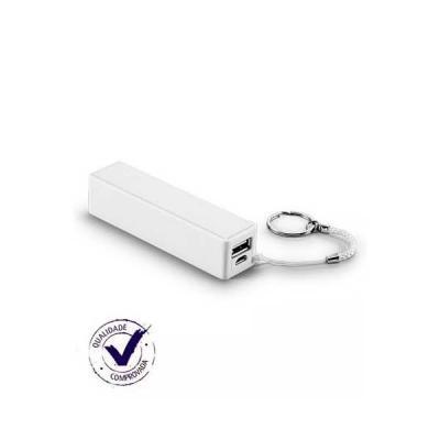 Servgela - Carregador Portátil USB Personalizado