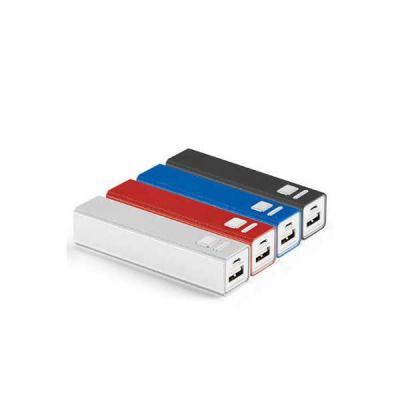 Servgela - Carregador Portátil Personalizado USB