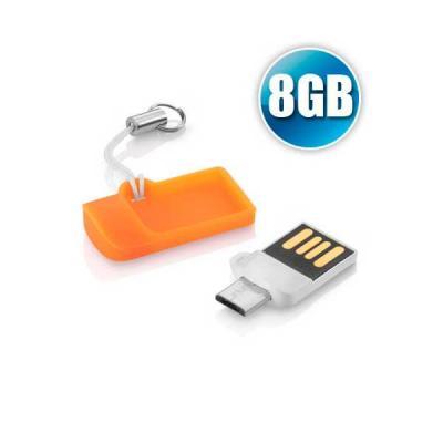 servgela - Pen Drive Micro Usb Personalizado