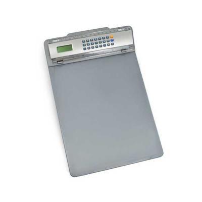 Prancheta com Calculadora Personalizada - Servgela