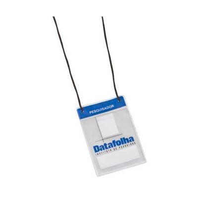 Crachas em PVC Personalizado - Servgela