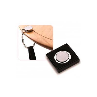 Servgela - Porta Bolsa de metal Personalizado