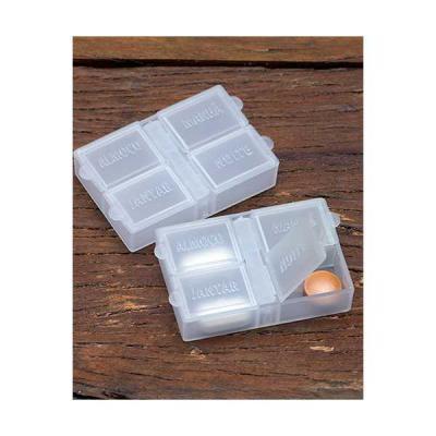 Servgela - Porta Comprimidos Personalizado