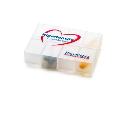 Servgela - Porta comprimidos para Brinde