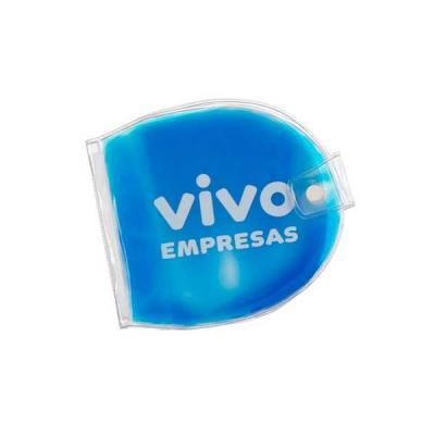 Servgela - Porta CD em gel Personalizado