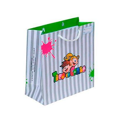 Servgela - Sacola de papel Personalizada
