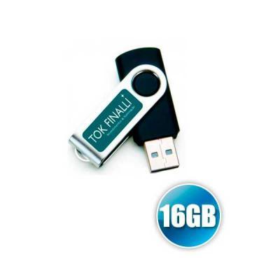 servgela - Pen drive 16gb Promocional