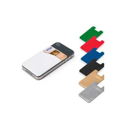 Servgela - Porta Cartões Para Smartphone Personalizado