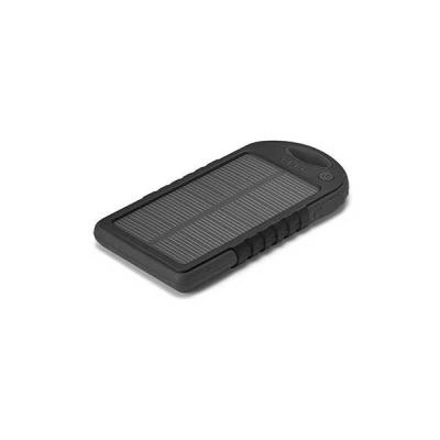 Servgela - Bateria Portátil Solar Personalizada