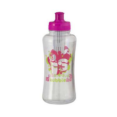 servgela - Squeeze com Filtro Personalizado de 550 ml
