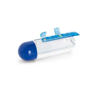 Servgela - Squeeze com Porta Comprimidos Personalizado