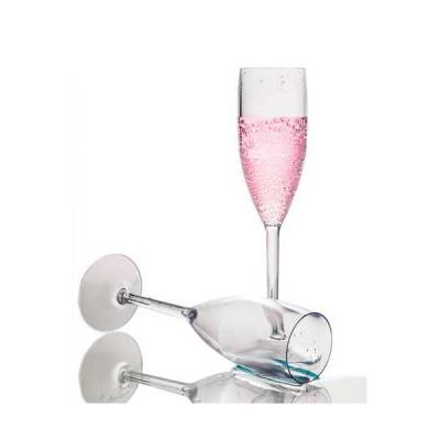 Servgela - Taças de Acrílico Personalizadas para Casamento - Taças Personalizadas