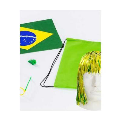 Kit Torcedor do Brasil Personalizado - Servgela