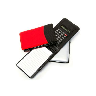 Sol Brindes - Bloco de anotações com calculadora