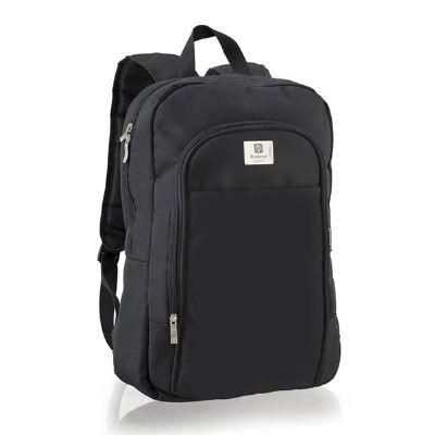 Unibag - Mochila com bolso externo.