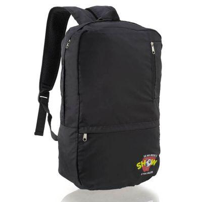 unibag - A mochila Show é leve e prática.