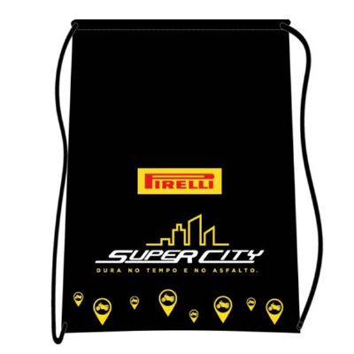 Unibag - Saco mochila personalizada.