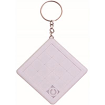 Connection Brindes - Chaveiro quebra-cabeça - um brinde funcional e divertido, Impressão em Cromia ou tampográfica