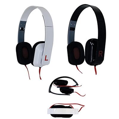 Connection Brindes - Headphone Dobrável - fone de ouvido