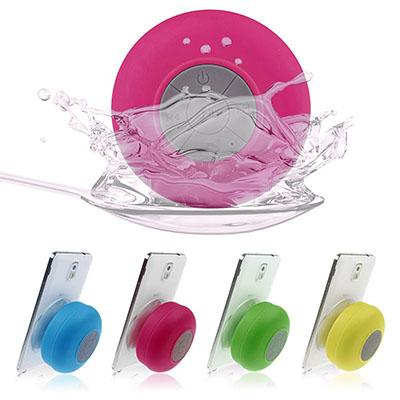 Connection Brindes - Mini Caixa de Som Bluetooth, a prova de água, 3w