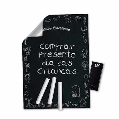Adesivo Blackboard (Quadro-negro) - Raizler