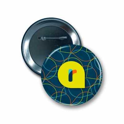 raizler - Button Pin 5,7cm