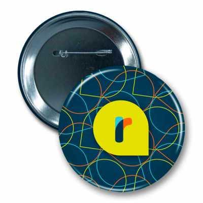 raizler - Button Pin 7,6cm