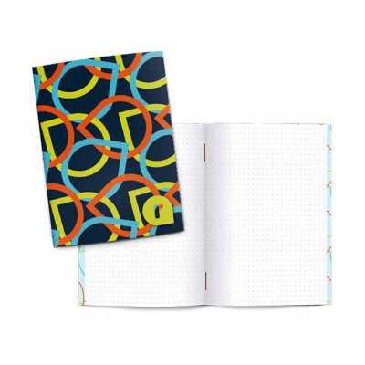 Mini Caderno 10,9 x 15 cm