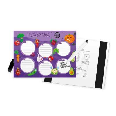 Lousa Magnética Planner para crianças