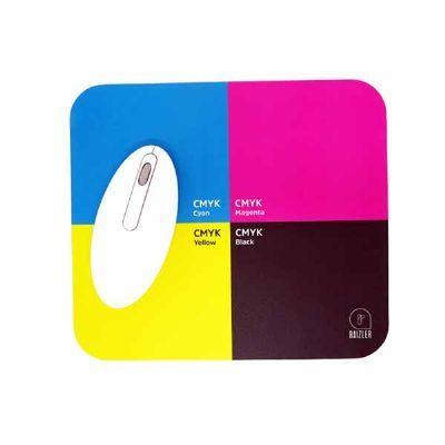 - Mouse pad expandido com acabamento em vinil texturizado na frente e PVC expandido 3mm no verso.  Formato 22,5x20 cm. Presente em praticamente todos os...