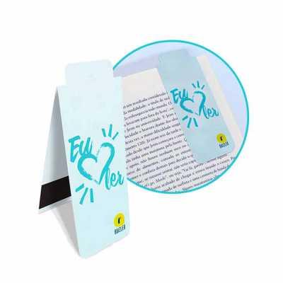 Marcador de Página Magnético 4,7x30 cm