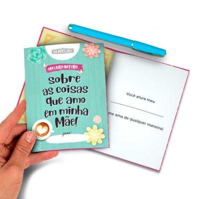 Mini Caderno