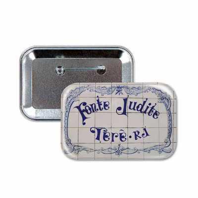 Button Pin 7,6x5cm - Raizler