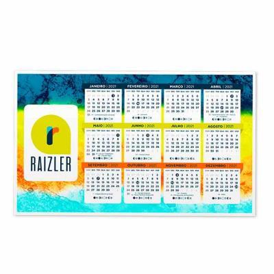 Oferecer Calendários Magnéticos para seus clientes é uma excelente forma de divulgar sua marca po...