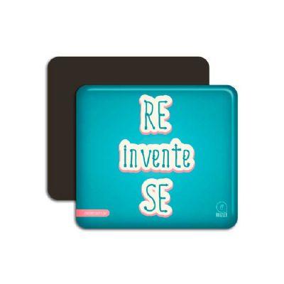 raizler - Ímã de geladeira resinado personalizado 6 x 5,3 cm