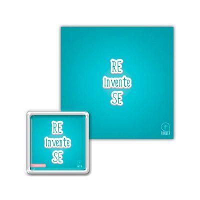 raizler - Ímã + Cartão personalizado