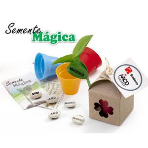 Semente mágica - SP Ecologia