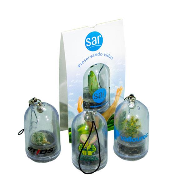 sp-ecologia - Chaveiro ecológico