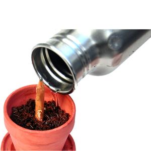 SP Ecologia - Lápis ecológico, produto 100% artesanal e sustentável.