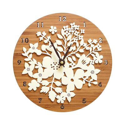 SP Ecologia - Relógio ecológico florido