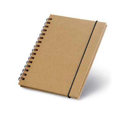 T7 Promocional - Caderno capa dura