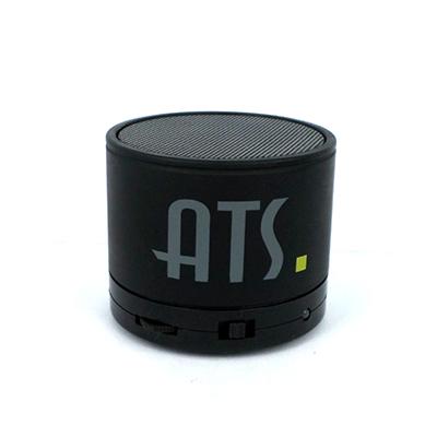 T7 Promocional - Caixa de som com bluetooth em alumínio.