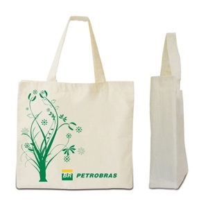 T7 Promocional - Eco bag com gravação personalizada. Cative seus clientes com brindes úteis!