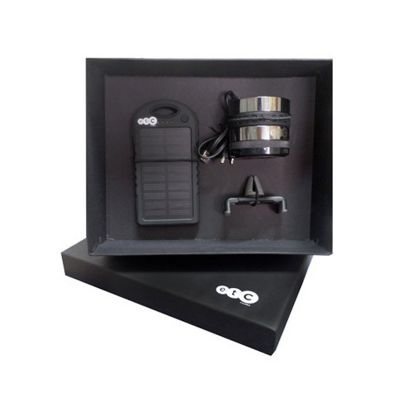 T7 Promocional - Kit tecnologia personalizado.