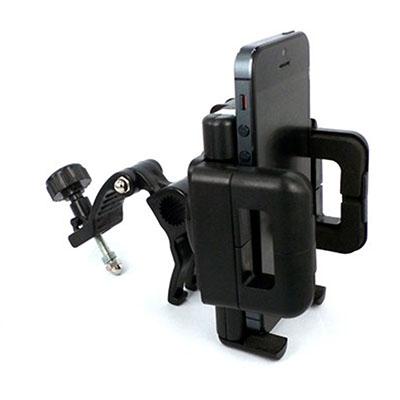 T7 Promocional - Porta celular para moto e bicicleta.