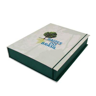 Caixa articulada personalizada - Caixas & Idéias
