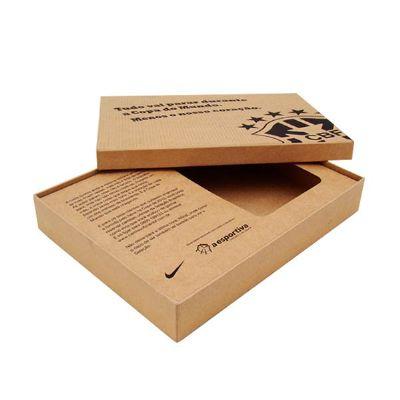 Caixa promocional tampa e fundo - Caixas & Idéias