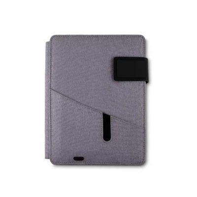 Tom Promocional - Caderno com Powerbank