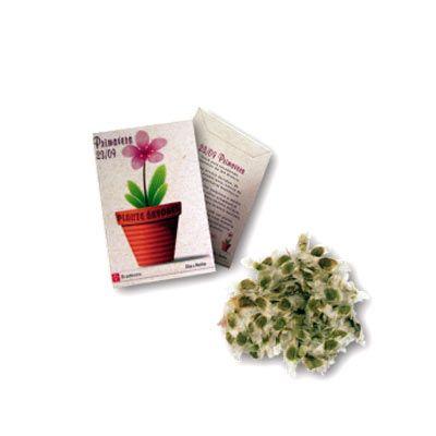 Tom Promocional - Envelope com sementes