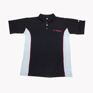 Marcfialho - Camisa polo de malha 100% em algodão.